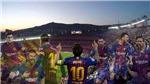 Barca có thể đổi tên sân Camp Nou thành Messi trong tương lai gần
