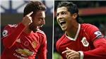 Solskjaer: 'Bruno Fernandes manghình bóng của Cristiano Ronaldo'