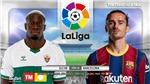 Soi kèo nhà cáiElche vs Barcelona. BĐTV trực tiếp bóng đá Tây Ban Nha La Liga vòng 20