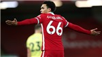 Alexander-Arnold phá kỷ lục buồn trong ngày Liverpool thua Burnley