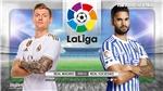 Soi kèo nhà cáiReal Madrid vs Sociedad. BĐTV trực tiếp bóng đá Tây Ban Nha La Liga