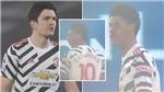 MU: Rashford quát thẳng mặt, bắt Maguire 'câm miệng' ở trận hòa Crystal Palace