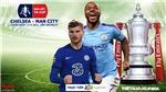 Soi kèo nhà cáiChelsea vs Man City. SCTV trực tiếp bóng đá bán kết cúp FA