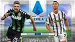 Soi kèo nhà cáiSassuolo vs Juventus. FPT Play trực tiếp bóng đá Serie A