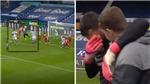 Vì sao thủ môn Alisson bật khóc sau khi ghi bàn thắng vàng cho Liverpool?