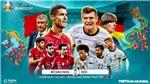 Kèo nhà cáiBồ Đào Nha vs Đức. Soi kèo bóng đá EURO 2021. Trực tiếp VTV6, VTV3