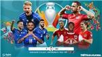 Kèo nhà cái. Soi kèo Ý vs Áo. VTV6 VTV3 trực tiếp bóng đá EURO 2021