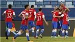 Chile 0–2 Paraguay: Almiron tỏa sáng, Paraguay khiến Chile không thể lên đỉnh