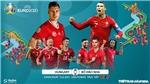 Kèo nhà cáiHungary vs Bồ Đào Nha. Tỷ lệ kèo bóng đá EURO 2021. Trực tiếp VTV3