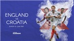 Anh 1-0 Croatia: Sterling hóa người hùng, 'Tam sư' có trận ra quân thành công