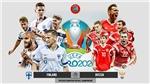 Kèo nhà cáiPhần Lan vs Nga. Tỷ lệ kèo bóng đá EURO 2021. Trực tiếp VTV3, VTV6