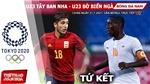 Kèo nhà cái. Soi kèo U23 Tây Ban Nha vs Bờ Biển Ngà. VTV6 VTV5 trực tiếp bóng đá Olympic 2021