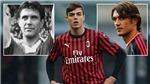 Paolo Maldini rạng rỡ khi con trai ghi bàn trong lần đầu đá chính cho Milan