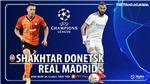 Soi kèo nhà cái Shaktar Donetsk vs Real Madrid. Nhận định, dự đoán bóng đá Cúp C1 (02h00, 20/10)
