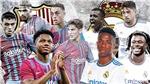 Barca vs Real: Tương lai El Clasico nằm trong tay các sao trẻ