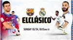 Bóng đá hôm nay 24/10: MU vẫn còn khả năng vô địch. Máy tính dự đoán Barca thắng Real