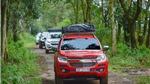 Phiêu lưu trên SUV Mỹ Trailblazer thời... 4 chấm