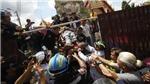 Thái Lan: Sập tháp chuông cổ làm 12 người thương vong