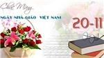 Quà gì cho Ngày Nhà giáo Việt Nam 20/11?