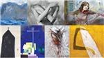 'Thanh Ca': Những bức họa lấy cảm hứng từ ca khúc Giáng sinh