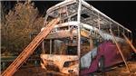 Trung Quốc: Xe du lịch bất ngờ bốc cháy, hơn 20 người thiệt mạng