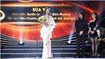 Bích Phương: 'Nghệ sĩ trẻ như làn gió mới trong nhạc Việt'