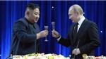Nhà lãnh đạo Kim Jong-un mời Tổng thống Vladimir Putin thăm Triều Tiên