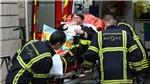 Nổ tại thành phố Lyon Pháp, ít nhất 8 người bị thương