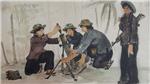 Đà Nẵng: Triển lãm 'Ký ức chiến trường' của liệt sĩ - họa sĩ Hà Xuân Phong