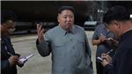 Nhà lãnh đạo Triều Tiên thị sát tàu ngầm mới chế tạo