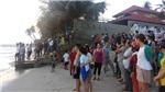 Tìm thấy thi thể 4 du khách đuối nước tại biển Phan Thiết, Bình Thuận