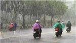 Bắc Bộ, Trung Bộ, Nam Bộ và Tây Nguyên ngày nắng, chiều tối và đêm mưa dông