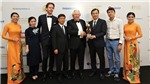 Việt Nam năm thứ 2 liên tiếp nhận giải thưởng Điểm đến hàng đầu châu Á