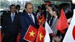 Thủ tướng Nguyễn Xuân Phúc đã đến thủ đô Tokyo, Nhật Bản vào sáng  nay 22.100