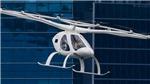Taxi bay của Volocopter thử nghiệm ấn tượng tại Singapore
