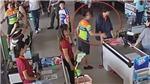 VIDEO: Thái Nguyên tạm đình chỉ công tác thượng úy công an hành hung nhân viên bán hàng