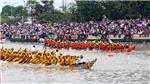 Đồng bào Khmer tại Trà Vinh vui đón Lễ hội Óc Om Bóc
