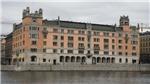 Mất cắp vũ khí trong tòa nhà chính phủ Thụy Điển