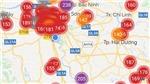 Trên 90 điểm quan trắc không khí tại các tỉnh phía Bắc ở ngưỡng có hại cho sức khỏe
