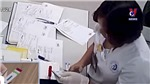 Bệnh viện Xanh Pôn thông tin về vụ cắt đôi que thử HIV