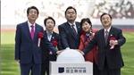 Nhật Bản khánh thành sân vận động quốc gia mới trước Olympic 2020
