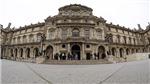 Bảo tàng Louvre ỏa Paris mở cửa trở lại sau làn sóng đình công