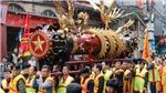 Độc đáo lễ hội rước pháo Đồng Kỵ
