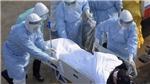 Dịch viêm đường hô hấp cấp COVID-19: Trung Quốc ghi nhận 98 ca tử vong mới và 1.886 ca nhiễm