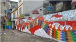 Bãi rác 'hóa' thành không gian sáng tạo nghệ thuật độc đáo