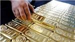 Giá vàng thế giới vẫn quanh mức 1.600 USD/ounce, trong nước 45 triệu đồng/lượng