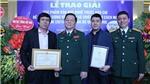 Có 194 tác phẩm đoạt giải thưởng về đề tài lực lượng vũ trang và chiến tranh cách mạng