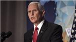Dịch COVID-19: Phó Tổng thống Mỹ Mike Pence được chỉ định phụ trách ứng phó dịch bệnh