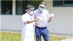 Bệnh nhân người Anh điều trị tại Thừa Thiên - Huế khỏi bệnh COVID-19