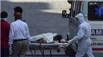 Dịch COVID-19: Ấn Độ ghi nhận số ca nhiễm mới kỷ lục